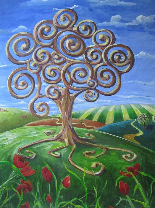 Christine Rotolo - Tree of Life