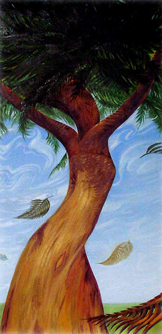 Tree Of Life Painting by Wendell Wiggins