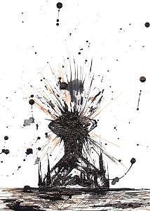 Tri-living Aka Trigeminal Neuralgia Life Painting by Catherine ONeil