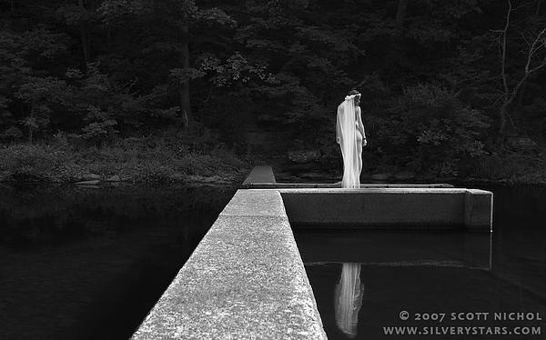 Landscape Photograph - Trinette - Bridal Veil by Scott Nichol