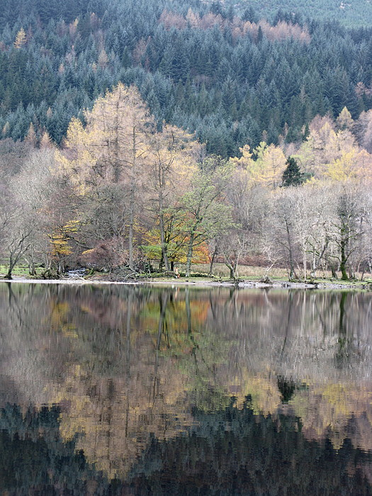Loch Lubnaig Photograph - Tuesday Afternoon by Maria Joy