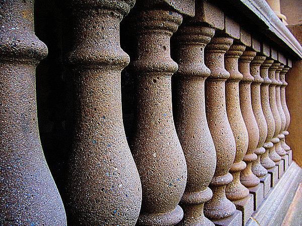 Columns Photograph - Twelve Pillars by Glenn McCarthy Art and Photography