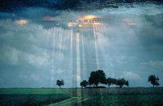 Ufo Photograph - Ufo by James Kunz