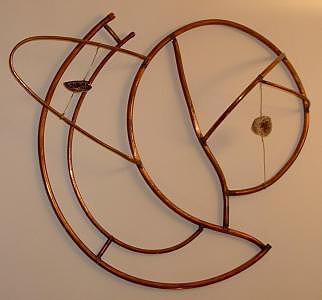 Universe Sculpture by Craig Richards