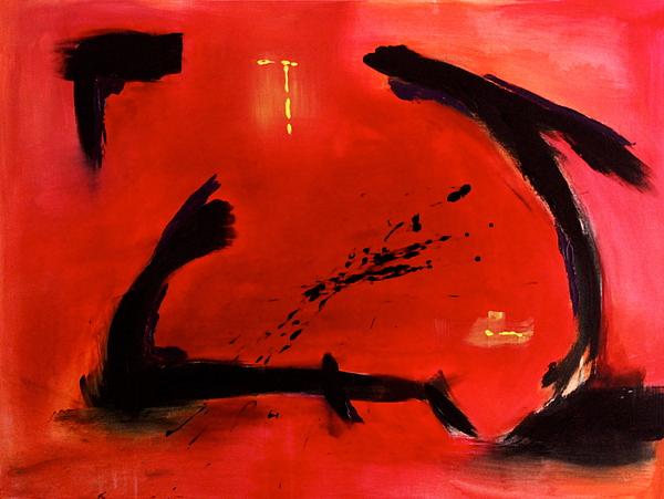 Original Painting - Untamed by Eric Chapman