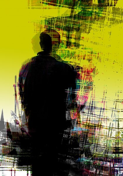 Untitled 1 Digital Art - Untitled 1 by Mohammed Haggag