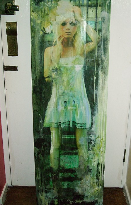 Contrast Mixed Media - Untitled by Dayne Britten