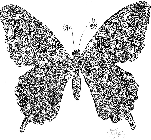Ramel Jasir - Untitled....doodle at work