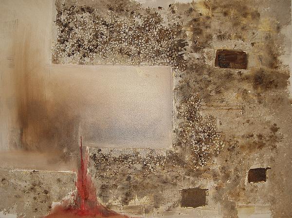 Paintings Painting - urbaniArt by Jan Hmiro