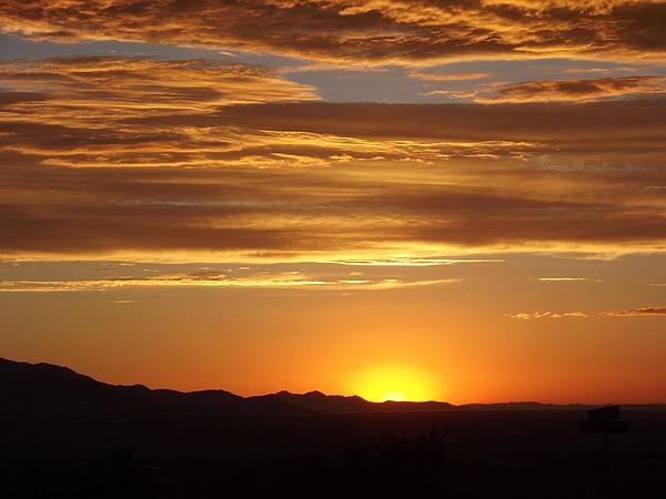 Skyscape Photograph - Usualutah by Michael Cuozzo