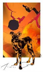 Vangaurd Of Hell Digital Art by Scott Jones