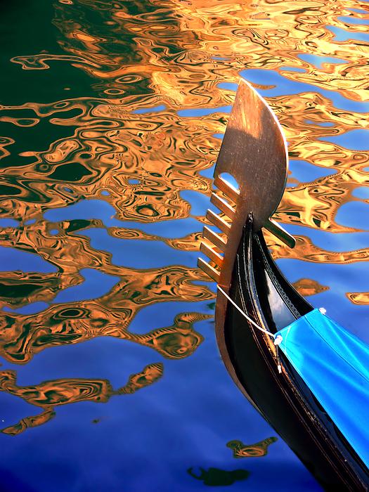 Sea Photograph - Venice-10 by Valeriy Mavlo