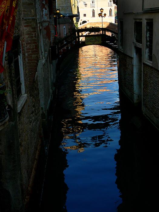 Sea Photograph - Venice-12 by Valeriy Mavlo