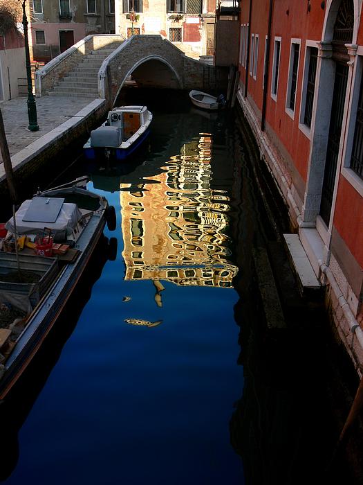 Sea Photograph - Venice-13 by Valeriy Mavlo