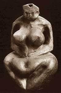 Female Ceramic Art - Venus by Alberto Cidraes