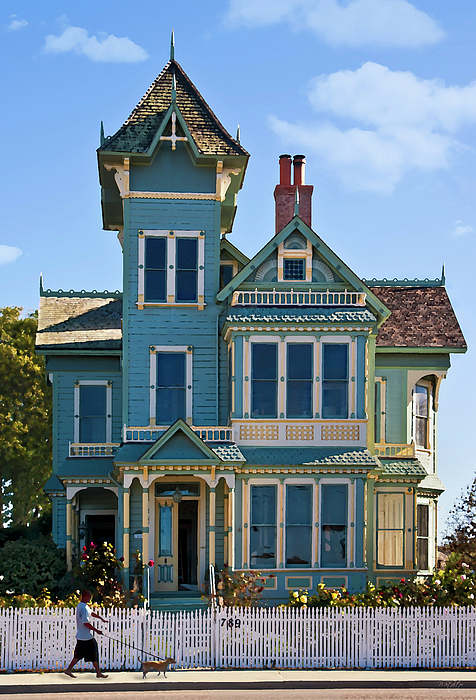 victorian house digital art by patricia stalter rh fineartamerica com victorian houses for sale uk victorian house renovation
