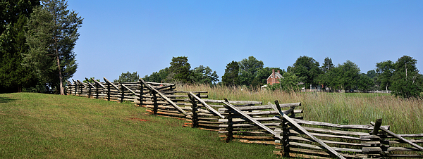 Appomattox Photograph - View Of Clover Hill Tavern Appomattox Court House Virginia by Teresa Mucha