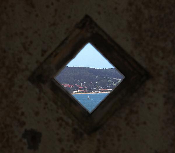 Alcatraz Photograph - View Of Freedom by Ty Helbach