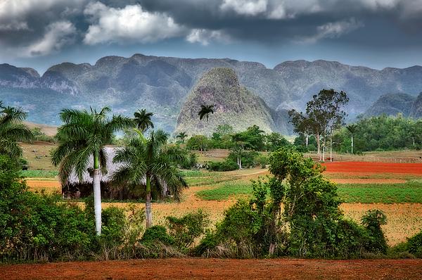Vinales Valley Photograph - Vinales. Pinar Del Rio. Cuba by Juan Carlos Ferro Duque