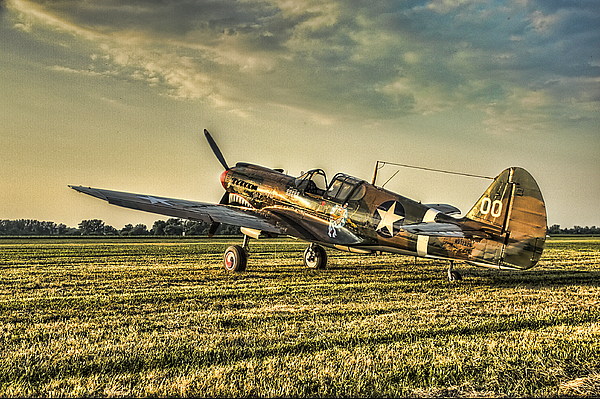 Vintage Aircraft Photograph By Joe Granita