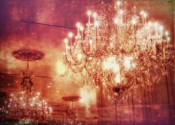 Vegas Photograph - Vintage Light by JAMART Photography