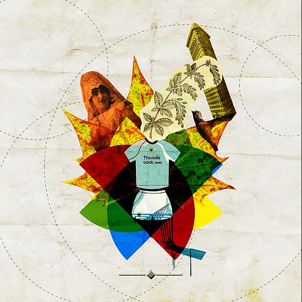 Surrealism Digital Art - Virgencita Custodiando by Carlos