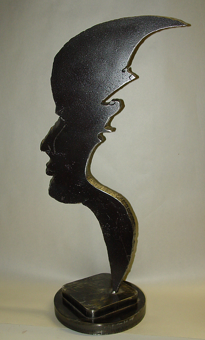 Bust Sculpture - Voices Of Hope Sold by Steve Mudge