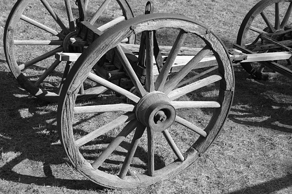 Wagon Photograph by Perspective Imagery