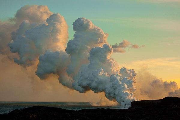Sunset Photograph - Waikupanaha 1 by Craig Ellenwood