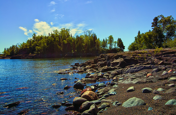 Sugarloaf Cove Photograph - Warmth Of Sugarloaf Cove by Bill Tiepelman