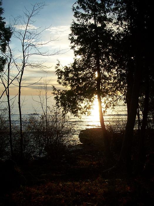 Washington Island Photograph - Washington Island Morning 2 by Anita Burgermeister