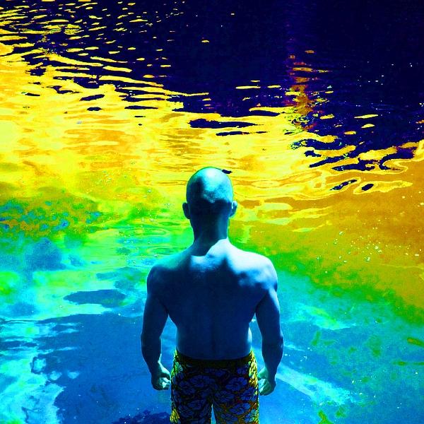 Man Photograph - Watching The Summer Passing By 1 by Deividas Kavoliunas