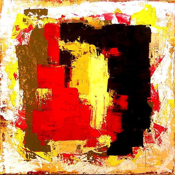 Abstractionism Painting - Way To True by Huseyn Bagirov