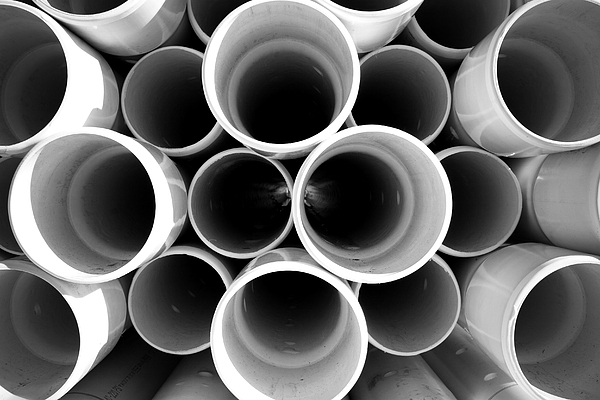 Pipes Photograph - Ways by Kevin Brett