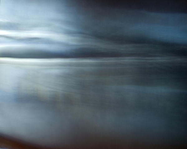 Photo Photograph - Whistlers Blue by Frances  Seward