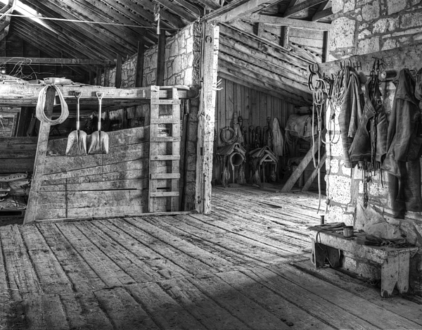 Whitehorse Ranch Photograph - Whitehorse Ranch 3 by Ron Schwager