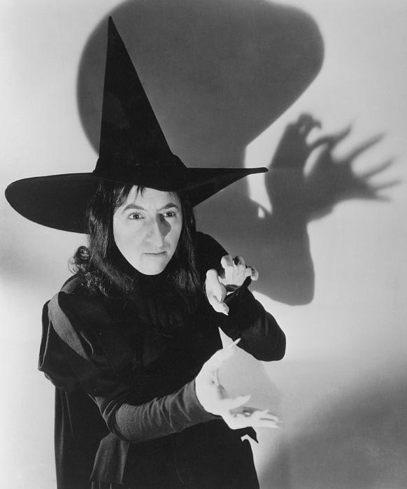 1939 Photograph - Wicked Witch Of The West by Granger