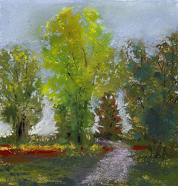 Painting Painting - Wildlife Refuge by David Patterson