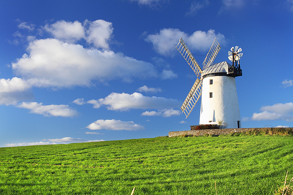 Windmill Photograph - Windmill by Drew McAvoy
