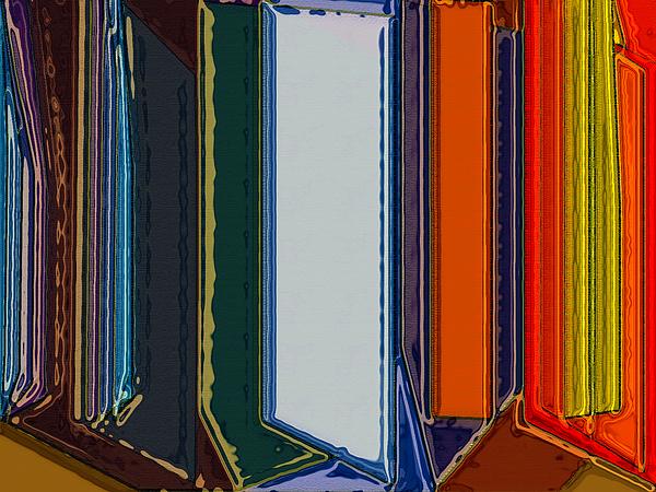 Windows Digital Art - Windows by Patrick Guidato