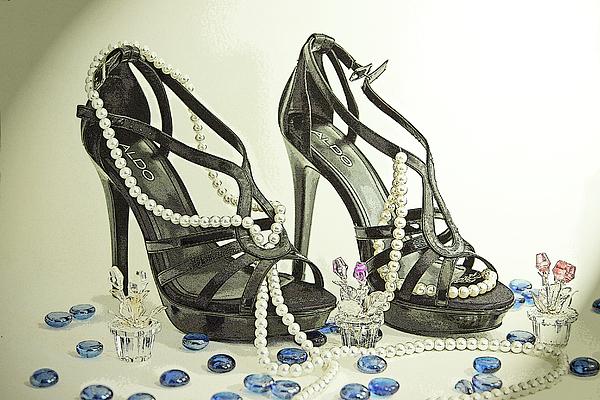 High Heels Photograph - Winner by Jim Justinick