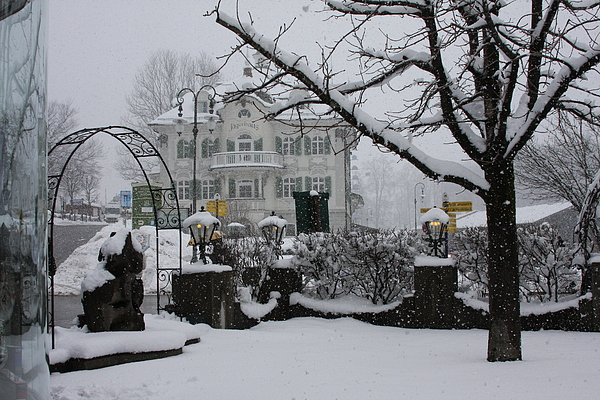Germany Photograph - Winter  by Jim Riel