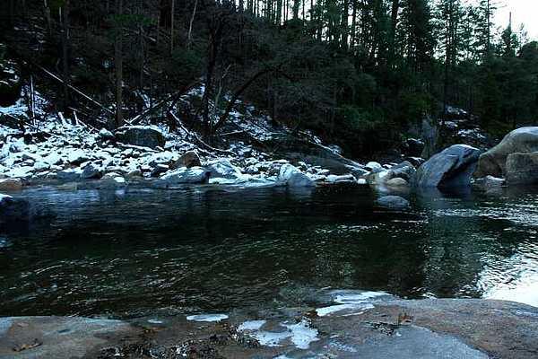 Snow Photograph - Winter Wonderland by Rebecca Knoblauch