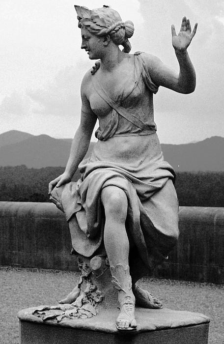 Figurative Photograph - Woman Sculpture Nc by Eric  Schiabor
