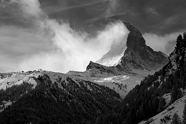 Matterhorn Photograph - Wonder Of The Alps by Neil Shapiro