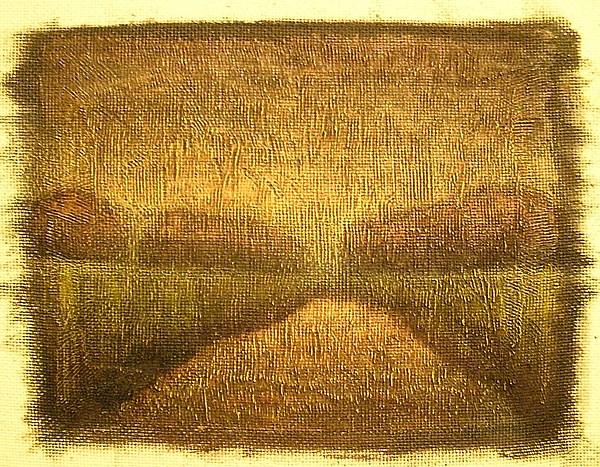 Art Sale Painting - Wood Lake Sunrise by Jaylynn Johnson