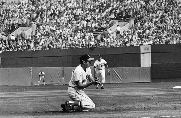 1970 Photograph - World Series, 1970 by Granger