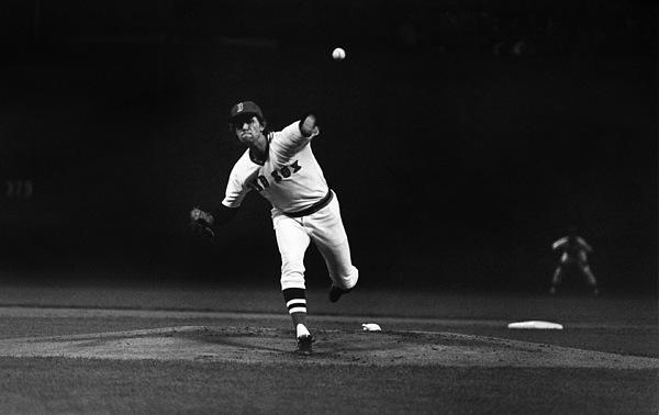 1975 Photograph - World Series, 1975 by Granger