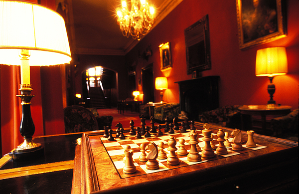 Chess Photograph - Your Move by Carl Purcell