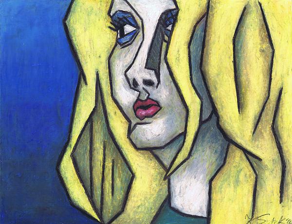 Beautiful Painting - Youre Beautiful by Kamil Swiatek